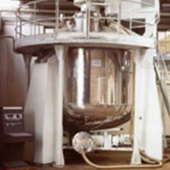 Turbo emulsifier 12000 liters