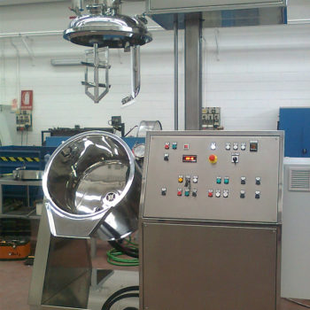 Turbo emulsifier 150 liters